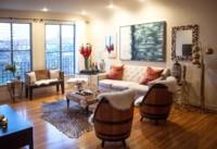 Las casas de algunas bloggers son como sus armarios: impresionantes. Aimee Song tiene gusto para todo