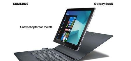 Galaxy Book, la poderosa tablet de Samsung 2 en 1 con Windows 10
