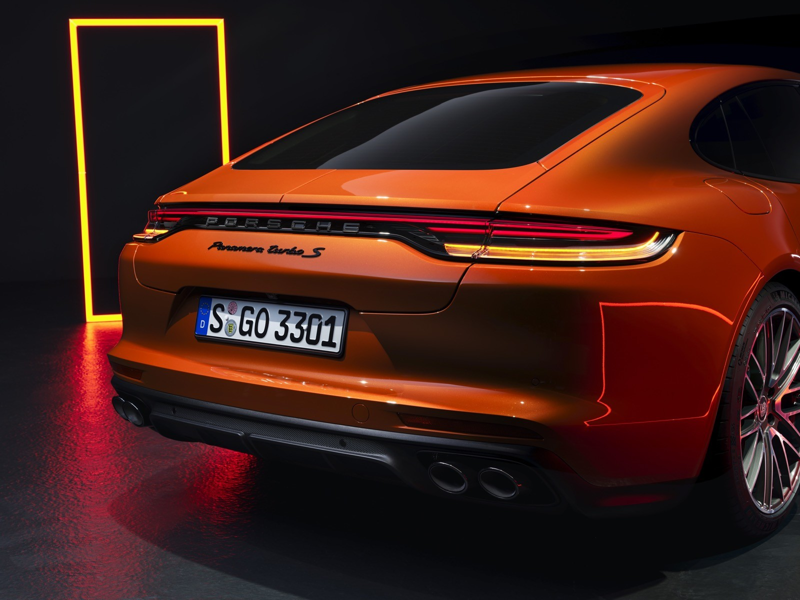 Foto de Porsche Panamera 2021 (34/57)