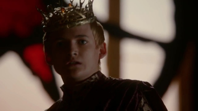 Joffrey Juego de Tronos