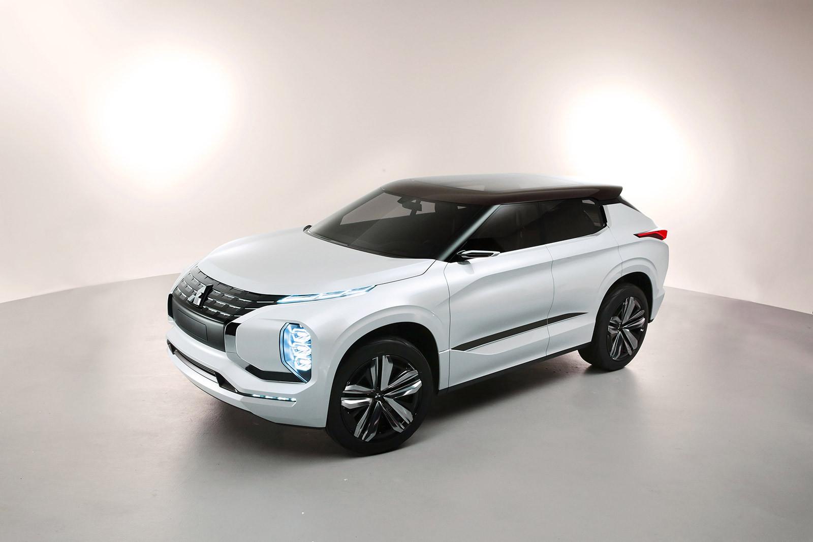 Foto de Mitsubishi Ground Tourer-PHEV Concept (1/21)