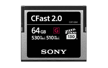Sony Cfast 64 Gb
