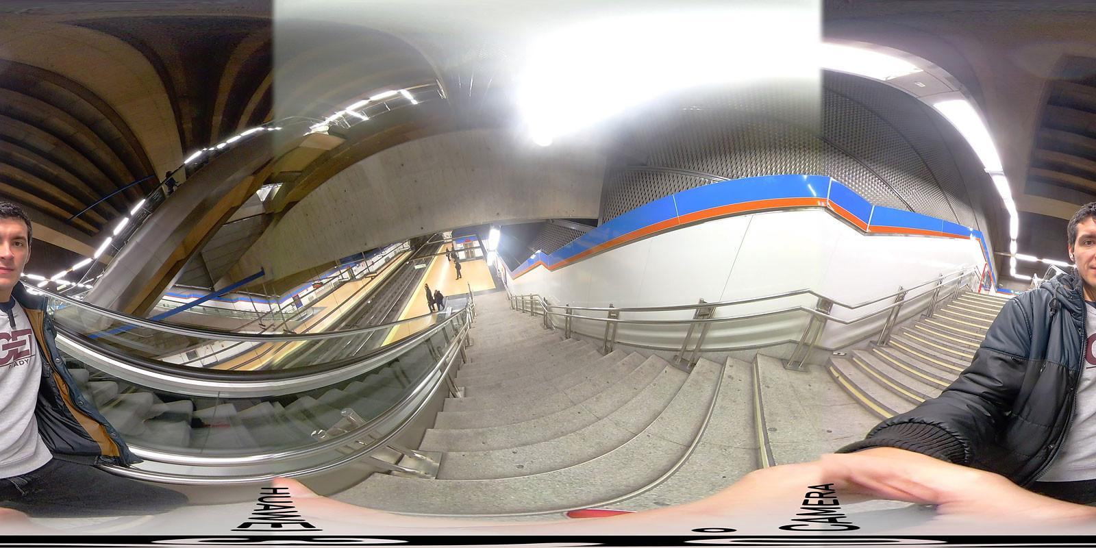 Foto de Huawei EnVizion 360 Panoramic VR, galería de fotos (1/12)