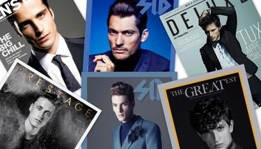 El Kiosko de Trendencias Hombre. Las revistas masculinas sacan sus mejores galas y galanes (I)