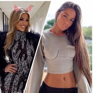 Oriana Marzoli estalla contra Melyssa Pinto de 'La Isla de las Tentaciones 2' ¡Huele a movida!