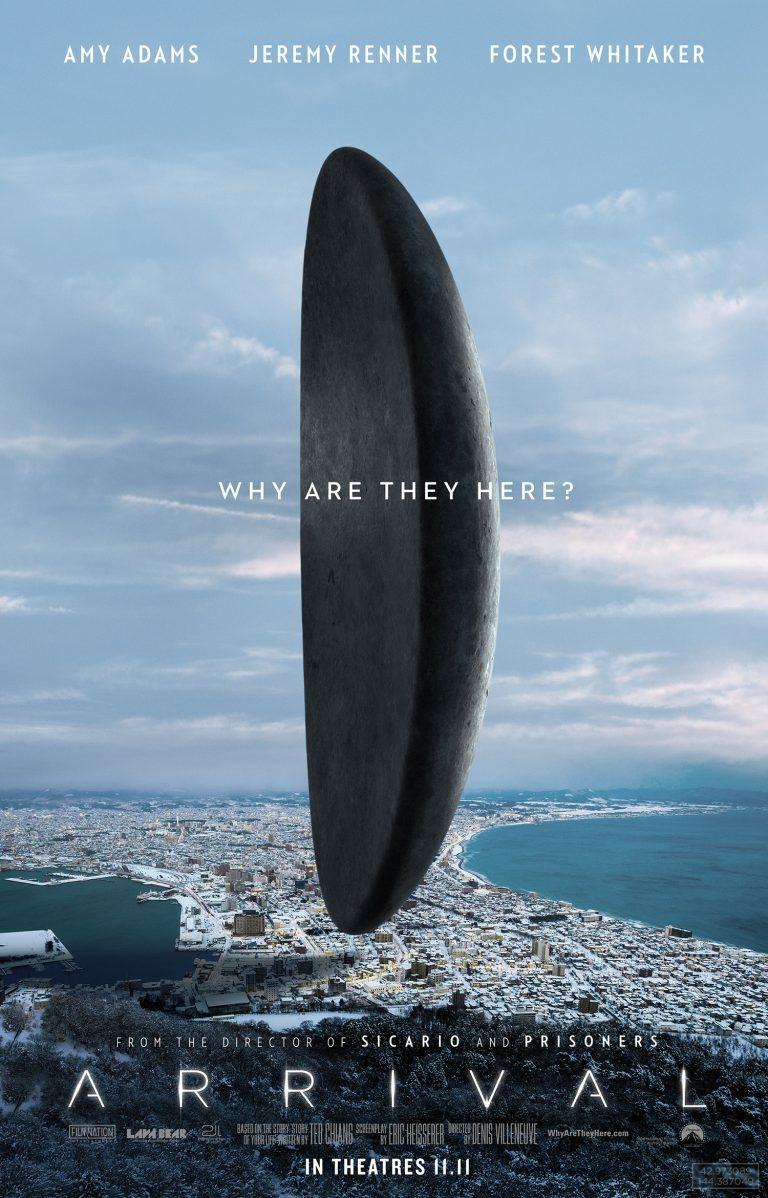 Foto de 'La llegada' ('Arrival'), carteles (9/11)