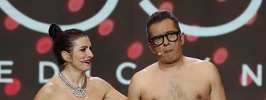 Goya 2019: así ha sido la 33ª gala con la que Buenafuente y Silvia Abril querían remontar los peores datos de su historia