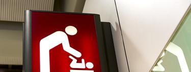 Porque ellos también cambian pañales: más cambiadores de bebés en los baños masculinos