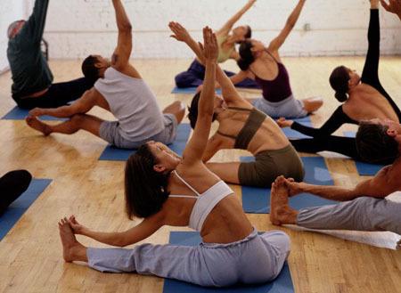 Stretching para combatir el estrés