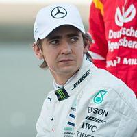 Esteban Gutiérrez se une a las filas del equipo Mercedes-AMG Petronas F1
