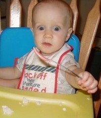 Cuatro postres deliciosos para bebés de un año