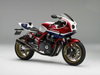Honda CB 1100 R, una concept que no llegará al mercado
