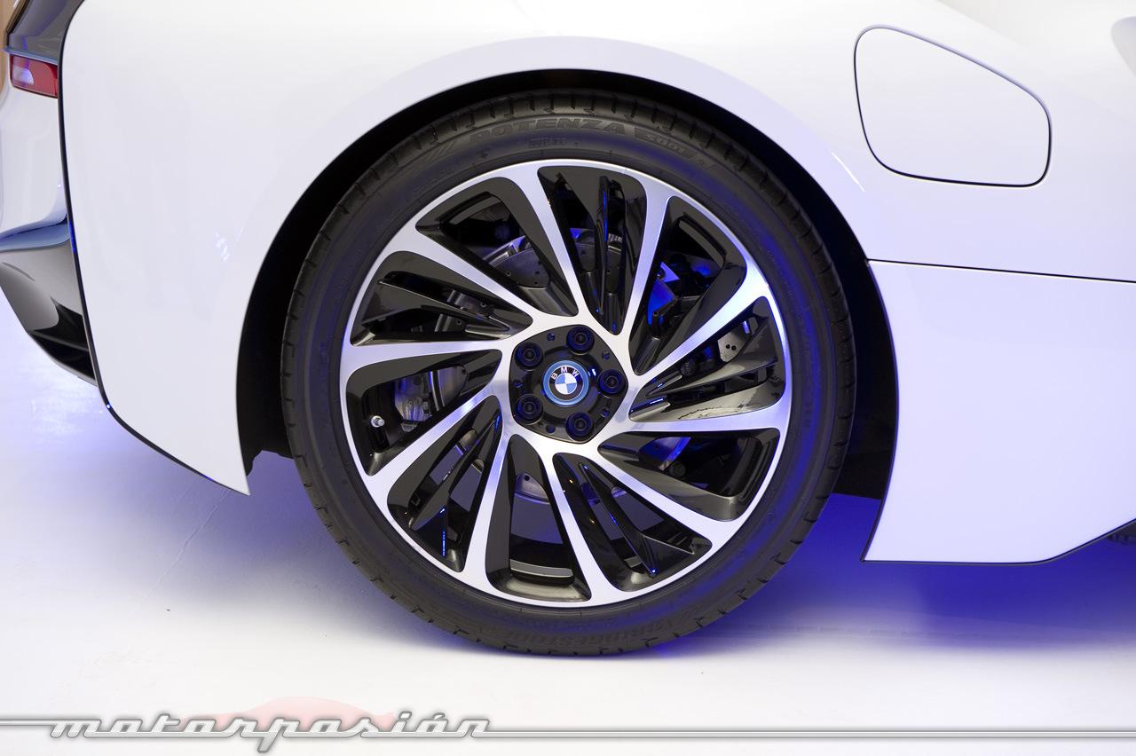 Foto de BMW i8, primeras impresiones (12/21)