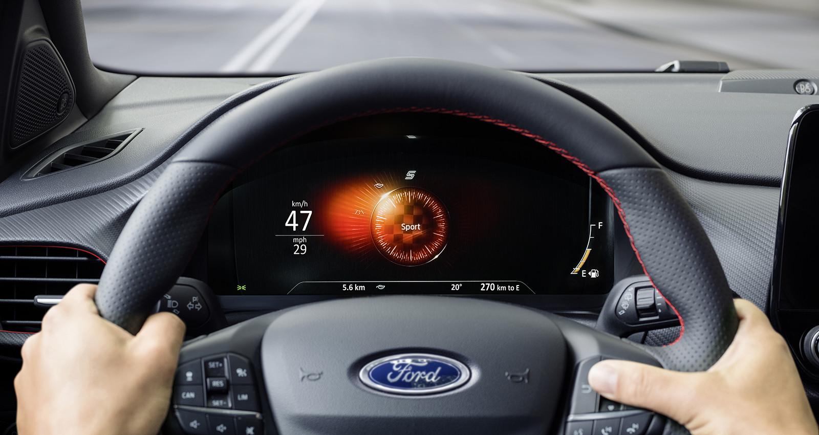 Foto de Ford Puma 2020 (16/23)
