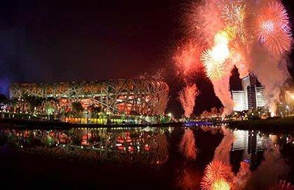 Pekín 2008 y la TV, el arte de hacernos creer lo que no existe