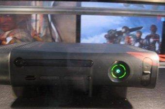 La XBox 360, puede que también de color negro