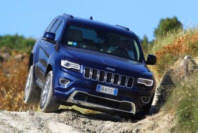 Parece que el Jeep Grand Cherokee frena por voluntad propia