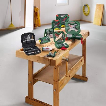 Descuentos de hasta el 30% en accesorios Bosch y Bosch professional: brocas, puntas de atornillado o sierras rebajadas en Amazon