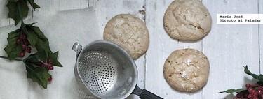 Amaretti. Receta de galletas italianas con Thermomix