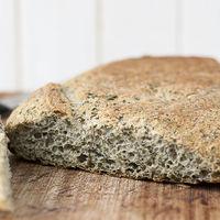 Pan de algas wakame: receta con Thermomix