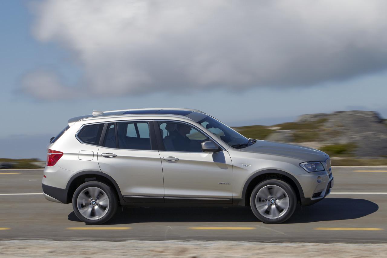 Foto de BMW X3 2011 (82/128)