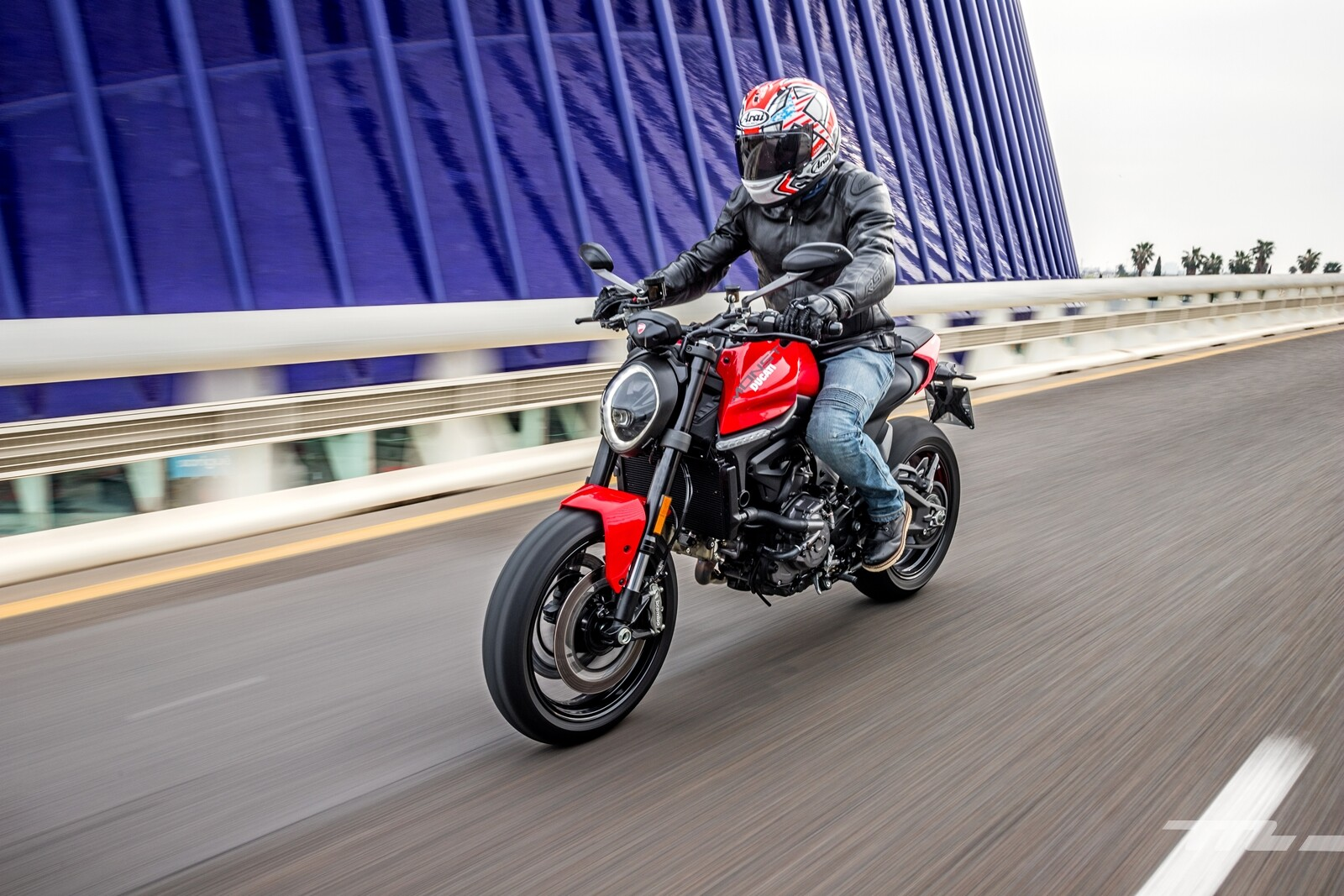 Foto de Ducati Monster 2021, prueba (35/38)