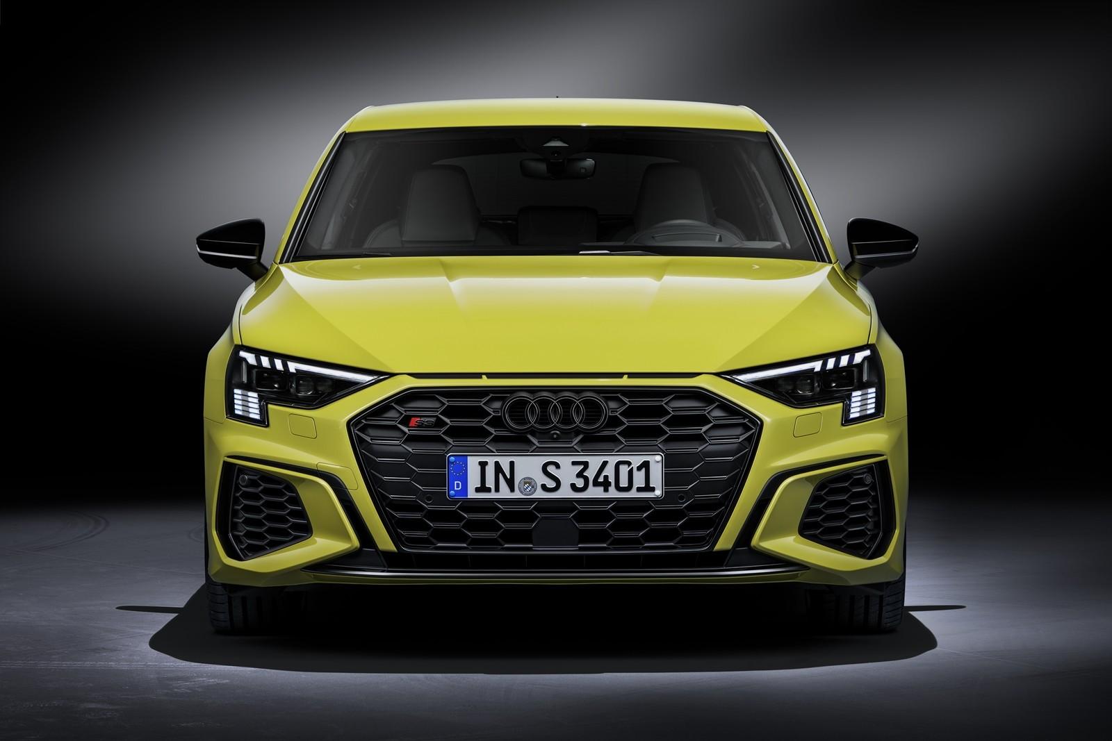 Foto de Audi S3 2020 (37/54)