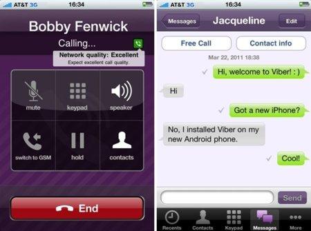 Viber 2.0, esperada actualización con mensajería de texto gratuita