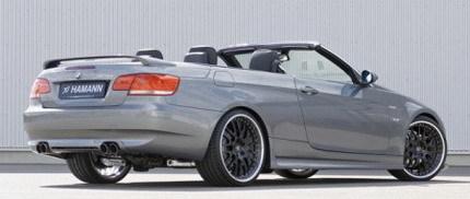 BMW Serie 3 cabrio por Hamann