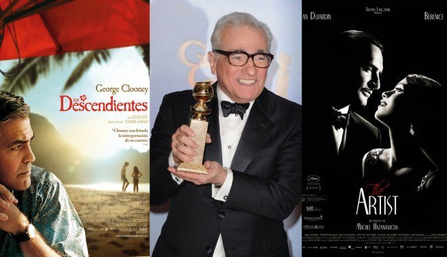 los-descendientes-scorsese-the-artist