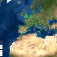 Este genial mapa interactivo permite viajar por el mundo a través de las radios locales
