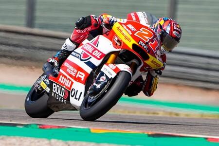 Di Giannantonio Alemania Moto2 2021