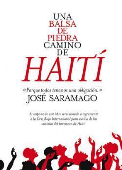 Se reedita 'La balsa de piedra' de José Saramago para ayudar a Haití