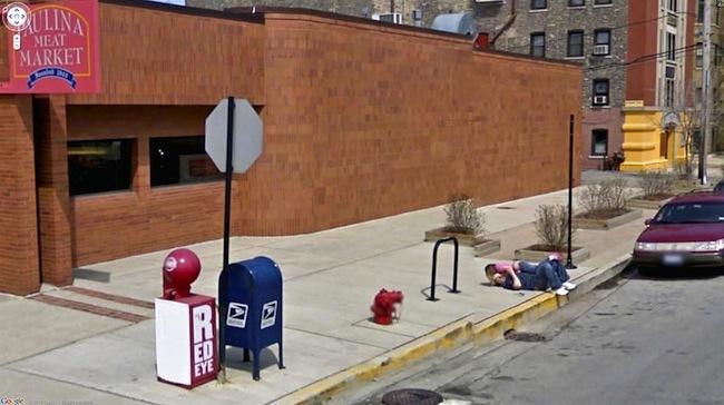 Foto de Google Street View fotos por Jon Rafman (7/32)