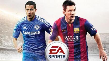 Hazard y Messi adornarán la portada de FIFA 15