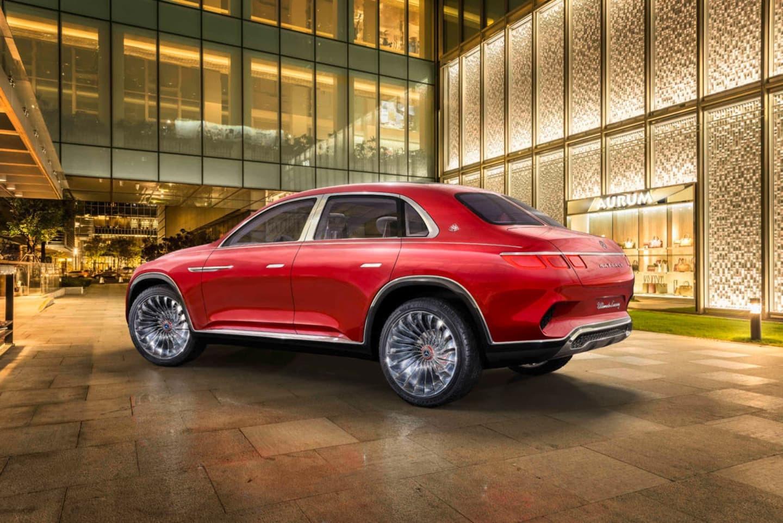 Foto de Mercedes-Maybach Ultimate Luxury Concept (5/10)
