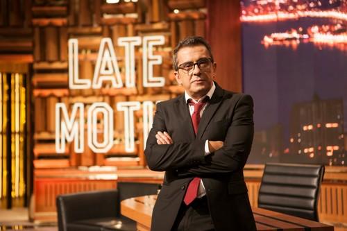 Buenafuente vuelve al late show clásico con 'Late Motiv'