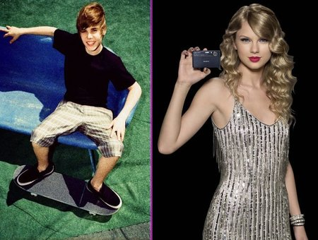 Taylor Swift y Justin Bieber, más educados que el mayordomo de la Preysler