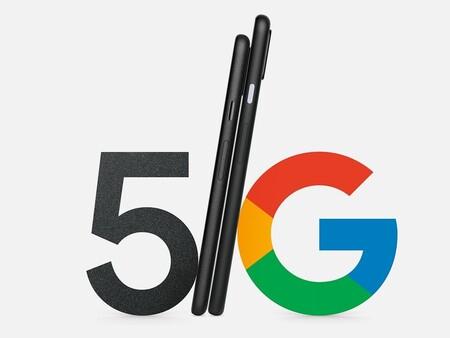 Google Pixel 4a 5 Oficial Potencia 5g