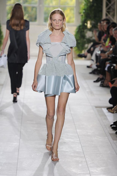 Balenciaga Primavera Verano 2014 Semana de la moda de Paris -2