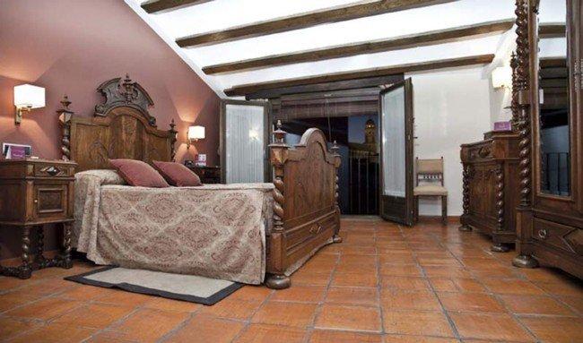 habitación 1 casona del arco