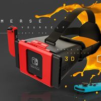 NS Glasses, el dispositivo que promete adaptar cualquier juego de Nintendo Switch a las 3D pasivas