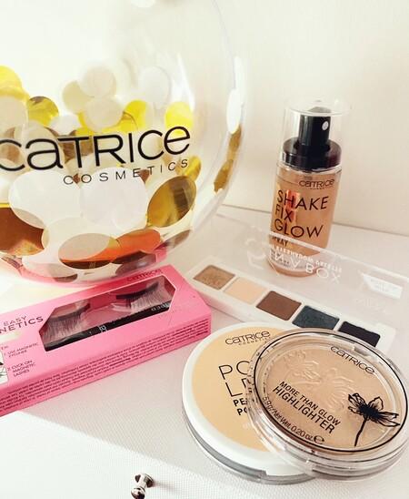 Cinco productos para elevar nuestro maquillaje de fiesta en clave low cost de la mano de Catrice