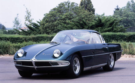 Lamborghini 350 GTV de 1963