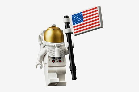 Lego Nasa Apollo 11 Lander 1