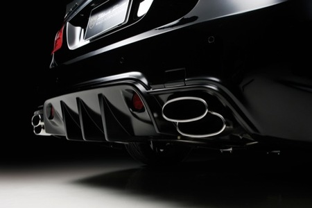Mercedes Clase E por Wald International