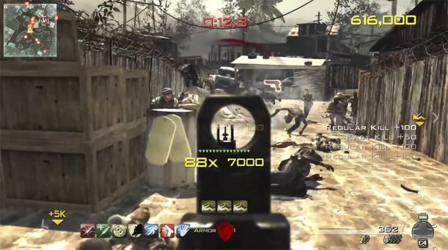 Modern Warfare 3 Chaos Pack