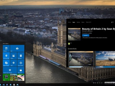 Microsoft añade los primeros temas a la Windows Store de la última beta de Windows 10