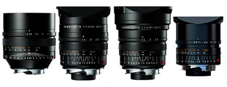 Objetivos Leica