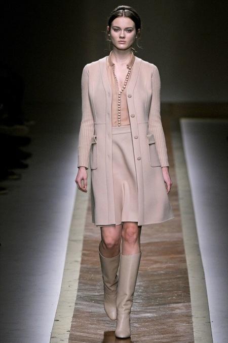 Valentino Otoño-Invierno 2011/2012 en la Semana de la Moda de París: la moda está triste